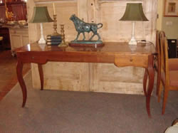 Cherrywood French Provincial desk