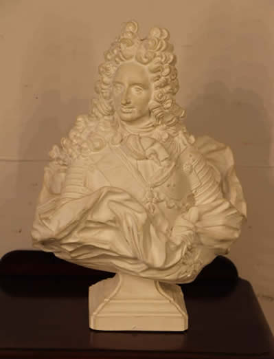 a description of louis xiv also known as the sun king Portrait of louis xiv  as also of the full-length portrait of the king of spain he made during the current year,  description signed and dated.