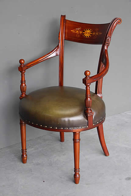 Practical Pair Of 1920s Cane Bergere And Oak Single Beds Goods Of Every Description Are Available Edwardian (1901-1910)