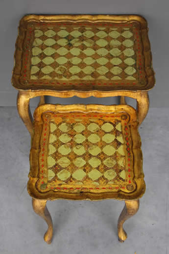 Pre-1800 Antique Nineteenth Century French Carved Walnut Pretty Dressing Table Stool Clearance Price